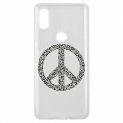 Чохол для Xiaomi Mi Mix 3 War Peace