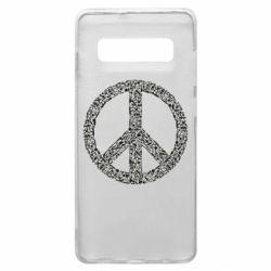 Чохол для Samsung S10+ War Peace