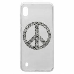 Чохол для Samsung A10 War Peace
