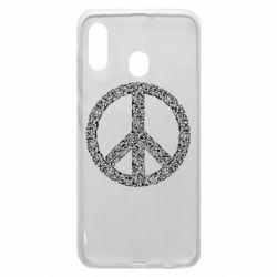 Чохол для Samsung A20 War Peace