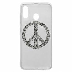 Чохол для Samsung A30 War Peace