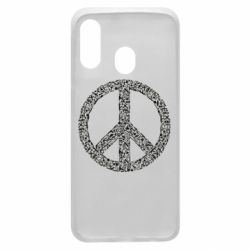 Чохол для Samsung A40 War Peace