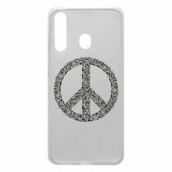 Чохол для Samsung A60 War Peace
