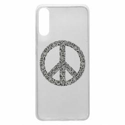 Чохол для Samsung A70 War Peace
