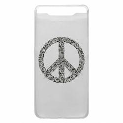 Чохол для Samsung A80 War Peace