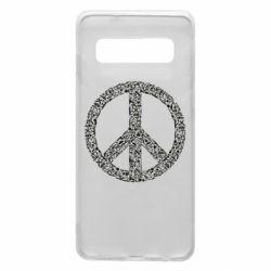 Чохол для Samsung S10 War Peace