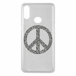 Чохол для Samsung A10s War Peace