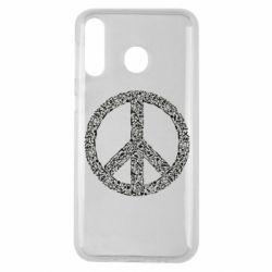 Чохол для Samsung M30 War Peace