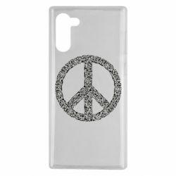 Чохол для Samsung Note 10 War Peace