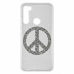 Чохол для Xiaomi Redmi Note 8 War Peace