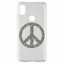 Чохол для Xiaomi Redmi S2 War Peace