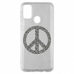 Чохол для Samsung M30s War Peace