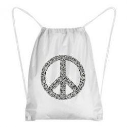 Рюкзак-мішок War Peace