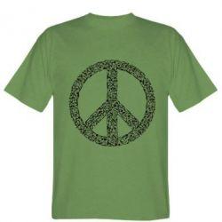 Чоловіча футболка War Peace