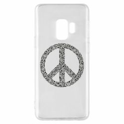 Чохол для Samsung S9 War Peace