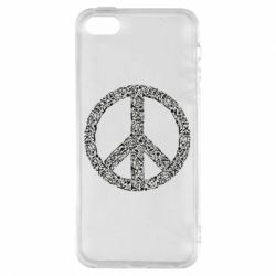 Чохол для iphone 5/5S/SE War Peace