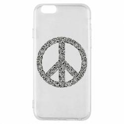Чохол для iPhone 6/6S War Peace