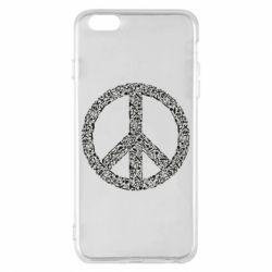 Чохол для iPhone 6 Plus/6S Plus War Peace
