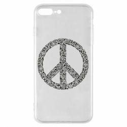 Чохол для iPhone 8 Plus War Peace