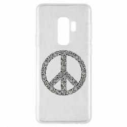 Чохол для Samsung S9+ War Peace
