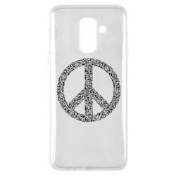 Чохол для Samsung A6+ 2018 War Peace