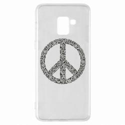 Чохол для Samsung A8+ 2018 War Peace