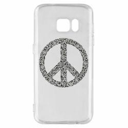 Чохол для Samsung S7 War Peace