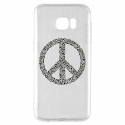 Чохол для Samsung S7 EDGE War Peace