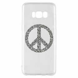 Чохол для Samsung S8 War Peace