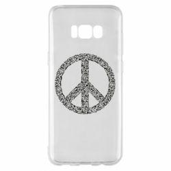 Чохол для Samsung S8+ War Peace