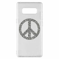 Чохол для Samsung Note 8 War Peace