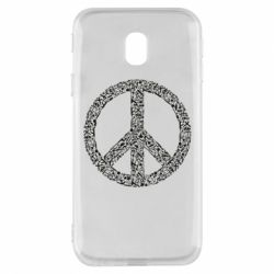 Чохол для Samsung J3 2017 War Peace