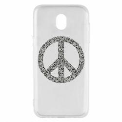 Чохол для Samsung J5 2017 War Peace