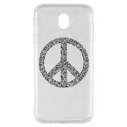 Чохол для Samsung J7 2017 War Peace