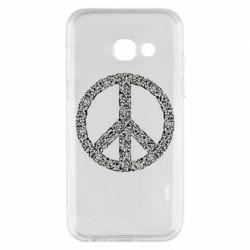 Чохол для Samsung A3 2017 War Peace