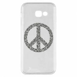 Чохол для Samsung A5 2017 War Peace