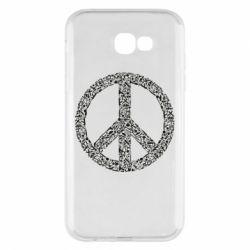 Чохол для Samsung A7 2017 War Peace