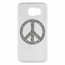 Чохол для Samsung S6 War Peace