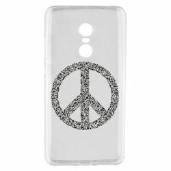 Чохол для Xiaomi Redmi Note 4 War Peace
