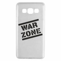 Чохол для Samsung A3 2015 War Zone