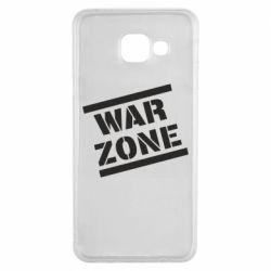 Чохол для Samsung A3 2016 War Zone