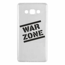 Чохол для Samsung A7 2015 War Zone