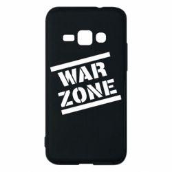 Чохол для Samsung J1 2016 War Zone