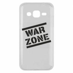 Чохол для Samsung J2 2015 War Zone