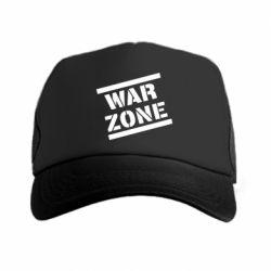 Кепка-тракер War Zone