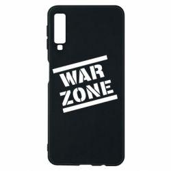 Чохол для Samsung A7 2018 War Zone