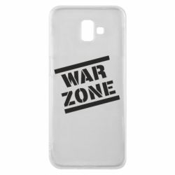 Чохол для Samsung J6 Plus 2018 War Zone