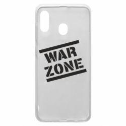 Чохол для Samsung A20 War Zone