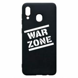 Чохол для Samsung A30 War Zone
