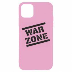 Чохол для iPhone 11 War Zone